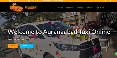 Aurangabad Taxi Online